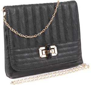 Cotton On Ladies Cross Body Removable Shoulder Strap Bag/Clutch