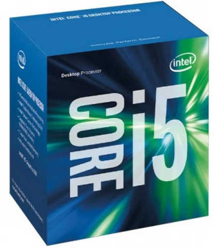 Intel 7th Generation Kabylake BX80677I57400 i5 7400 3.00GHz up to 3.50GHz 6MB Cache LGA1151 CPU