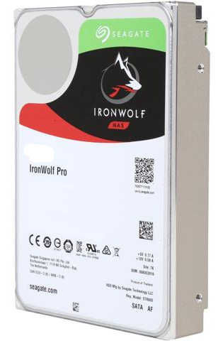 8TB 8000GB Seagate ST8000NE0004 NAS HDD SATA III 6.0Gb/s 7200RPM 256MB Cache for NAS Systems