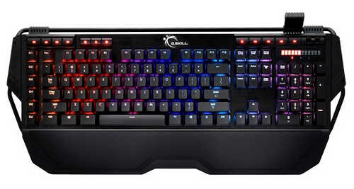 G.Skill RIPJAWS KM780 RGB Illuminated Cherry MX Brown Mechanical Keyboard