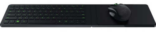 Razer Turret Living Room Wireless Gaming Mouse and Lapboard