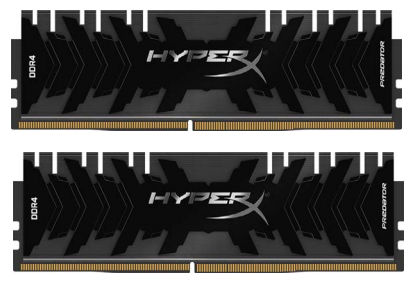 16GB DDR4 Kingston HyperX Predator HX436C17PB3K2/16 Heat Spreader 3600MHz CL17 (2x8GB)