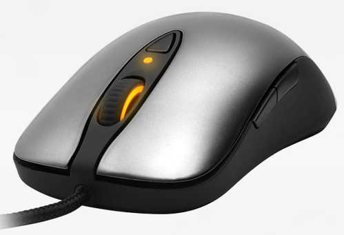 Steel Series Sensei Professional Pro Grade Laser Gaming Mouse