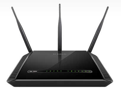 D-Link DSL-2888A PYTHON - Dual Band Wireless AC1600 Gigabit ADSL2+/VDSL2 Modem Router
