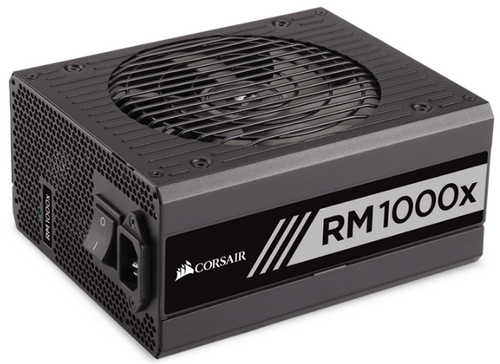 1000W Corsair RMx Series RM1000x 80 PLUS Gold Modular Cables Management Power Supply