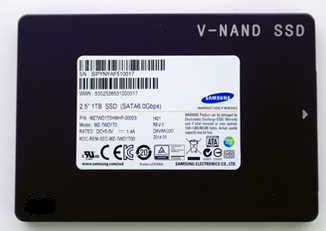 "500GB 2.5"" Samsung 850 EVO 3D V-NAND SATA III 6.0 Gb/s Solid State Disk (SSD)"